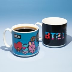 BT21 Heat Change Mug - 1