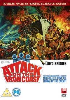 Attack On the Iron Coast - 1