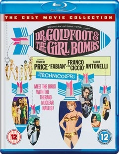 Dr. Goldfoot and the Girl Bombs - 1
