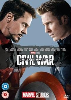 Captain America: Civil War - 1
