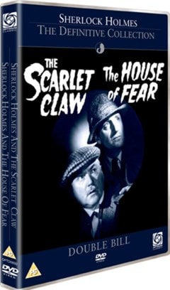 Sherlock Holmes: The Scarlet Claw/The House of Fear - 1