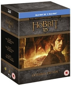 The Hobbit: Trilogy - Extended Edition - 2