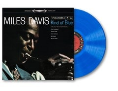 Kind of Blue (hmv Exclusive) Translucent Blue Vinyl - 1