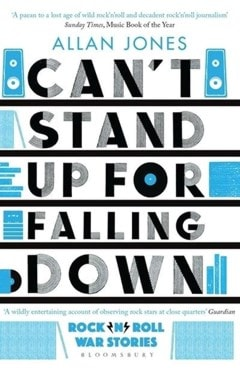 Can't Stand Up For Falling Down - 1
