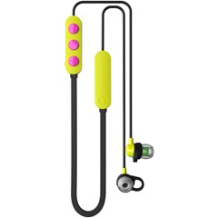 Skullcandy Jib+ Electric Yellow Bluetooth Earphones - 2