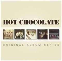 Hot Chocolate - 1