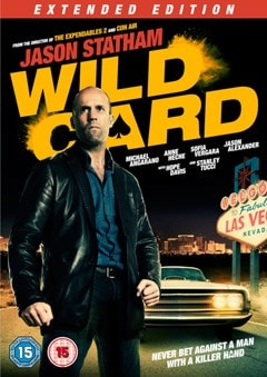 Wild Card: Extended Edition - 1