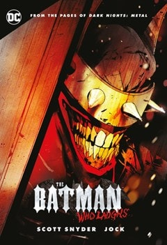 Batman: Batman Who Laughs - 1