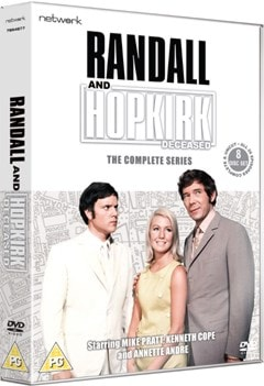 Randall and Hopkirk (Deceased): The Complete Series - 2