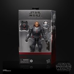 Wrecker: Bad Batch: Star Wars The Black Series Action Figure - 5
