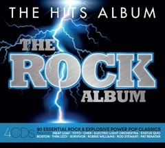 The Hits Album: The Rock Album - 1