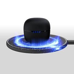 WeSC Black True Wireless Earphones - 5