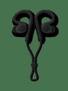Jays M-Six Black Sports Bluetooth Earphones - 1