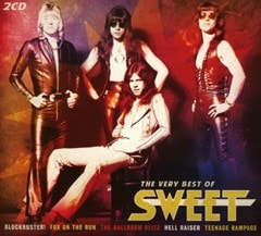 The Very Best of the Sweet - 1