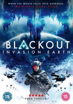 The Blackout: Invasion Earth - 1
