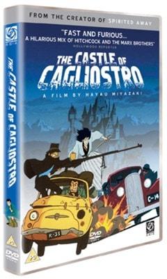 The Castle of Cagliostro - 1
