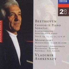 Favourite Piano Sonatas - 1