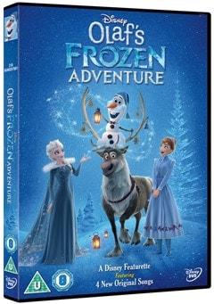 Olaf's Frozen Adventure - 2