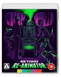 Beyond Re-Animator - 2