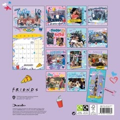 Friends Square 2022 Calendar - 2