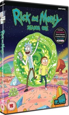 Rick and Morty: Season 1 - 2