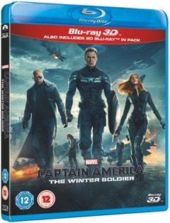 Captain America: The Winter Soldier - 2