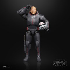Wrecker: Bad Batch: Star Wars The Black Series Action Figure - 2