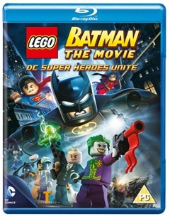 LEGO Batman - The Movie - DC Super Heroes Unite - 1