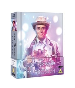Doctor Who: The Collection - Season 24 Limited Edition Box Set - 3