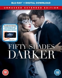 Fifty Shades Darker - The Unmasked Extended Edition - 1