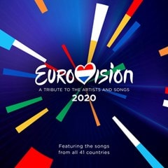 Eurovision 2020: A Tribute to the Artists and Songs - 1