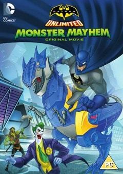 Batman Unlimited: Monster Mayhem - 1