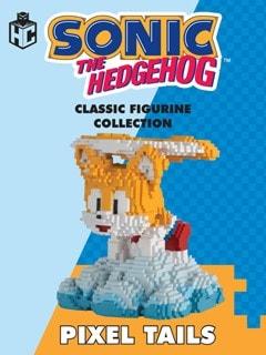 16 Bit Tails: Sonic Figurine: Hero Collector - 4