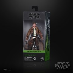 Han Solo: Episode 6: The Black Series: Star Wars Action Figure - 4