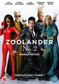 Zoolander No. 2 - 1