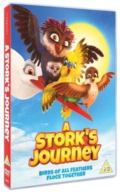 A Stork's Journey - 2