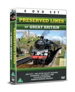 Preserved Lines of Great Britain - 2