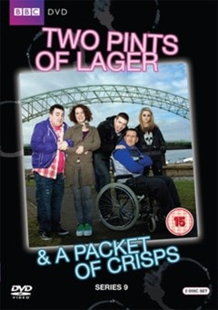Two Pints of Lager and a Packet of Crisps: Series 9 - 1