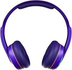 Skullcandy Cassette Retro Surf Purple Bluetooth Headphones - 2