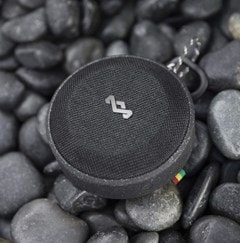 House Of Marley No Bounds Signature Black Bluetooth Speaker - 4