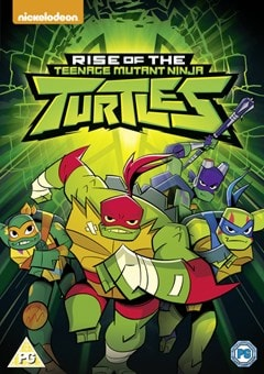 Rise of the Teenage Mutant Ninja Turtles - 1
