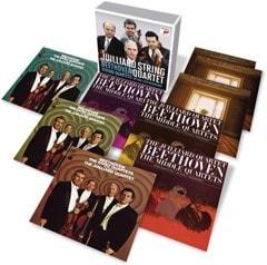 Juilliard String Quartet: Beethoven String Quartets - 1