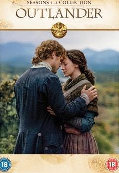Outlander: Seasons 1-4 - 1