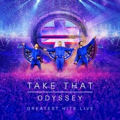 Take That: Odyssey - Greatest Hits Live - 1
