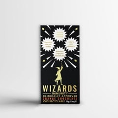 Wizards Magic Chocolate: Immunity Gift Pack: Orange & Caramel (Pack of 4) - 3