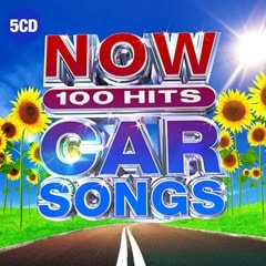 Now 100 Hits: Car Songs - 1