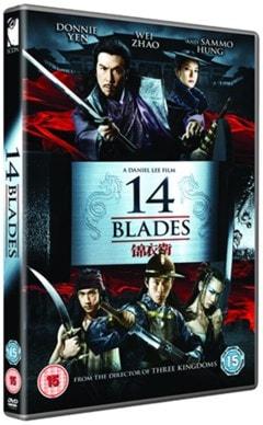 14 Blades - 1