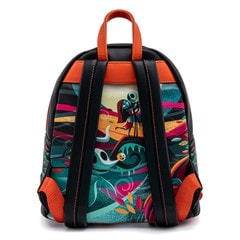 Nightmare Before Christmas: Simply Meant To Be Mini Loungefly Backpack - 5