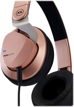 Mixx Audio JX2 Rose Gold Over Ear Bluetooth Headphones - 6