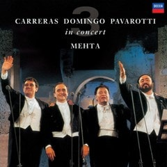 Carreras/Domingo/Pavarotti in Concert - 1